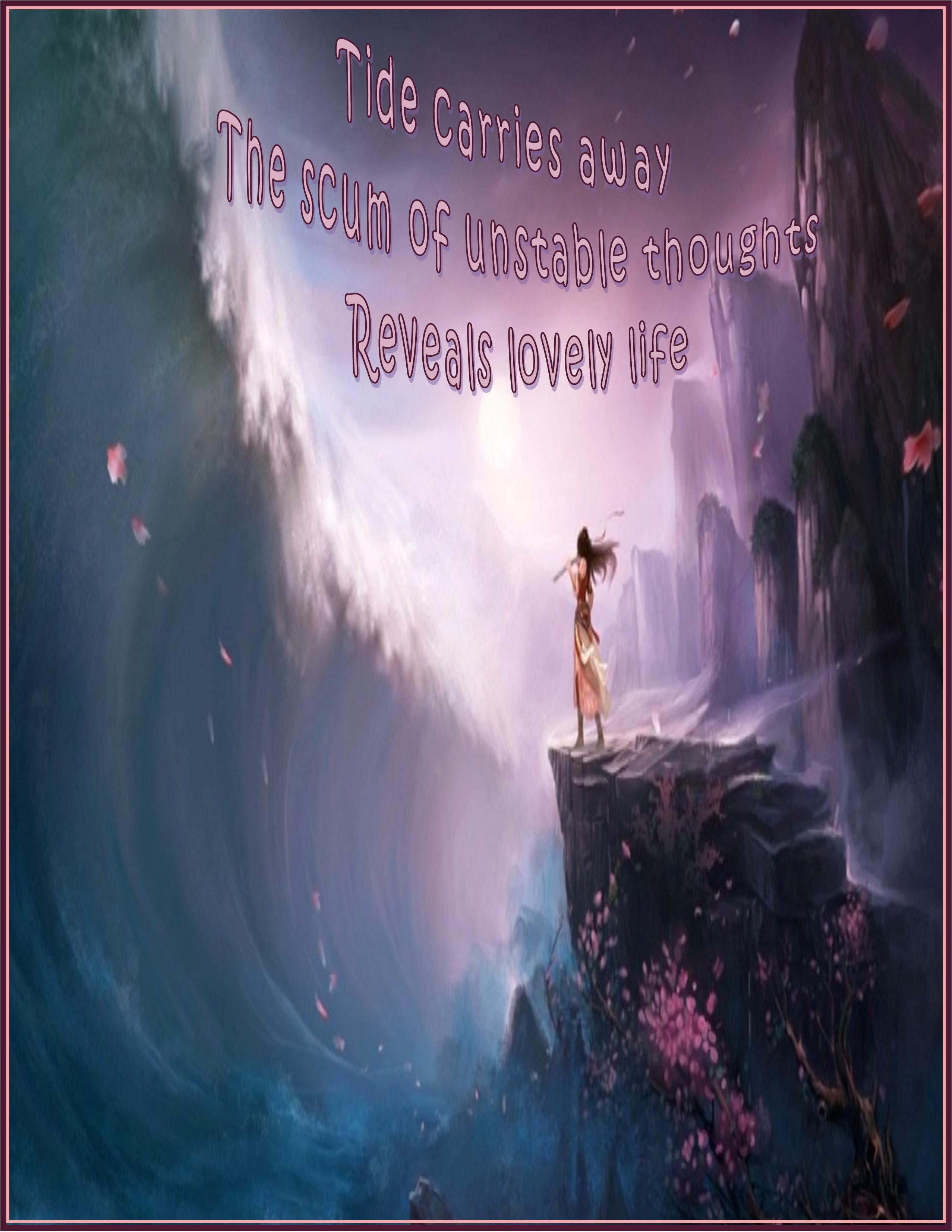 122 tide - new life  LRG