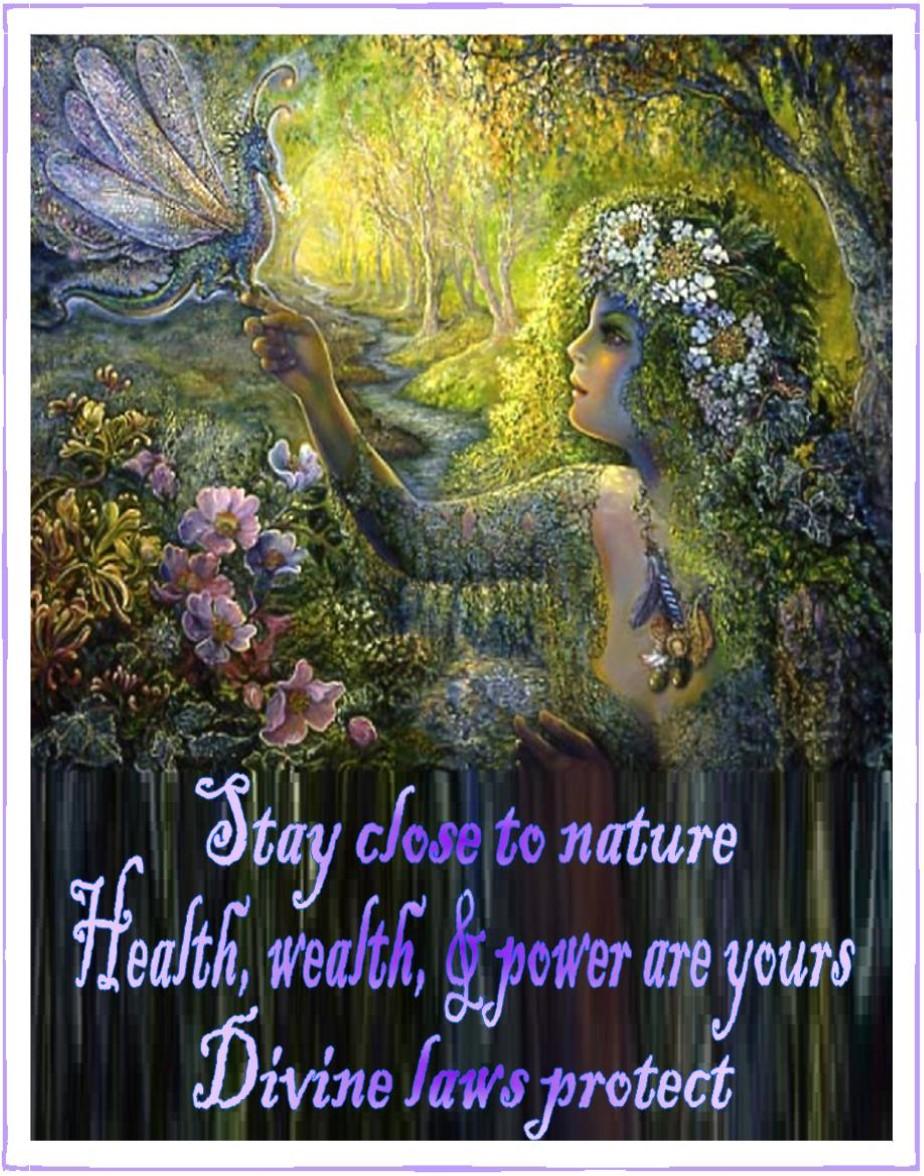 nature deva
