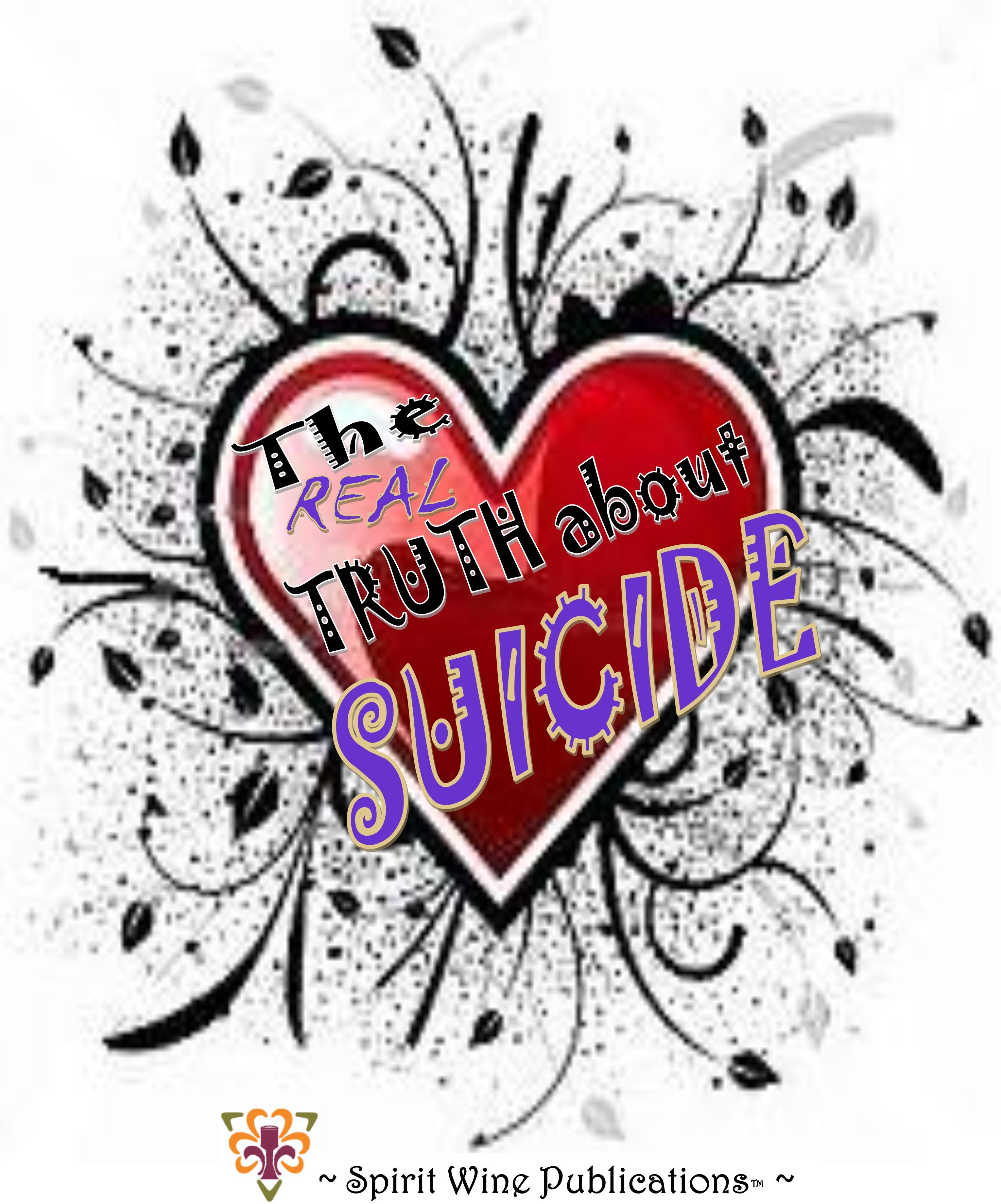 SUICIDE COVER gold violet